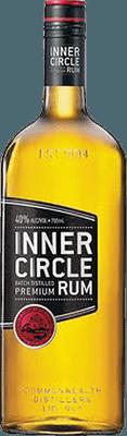 Medium inner circle red rum