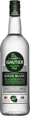 Medium isautier blanc traditionnel rum