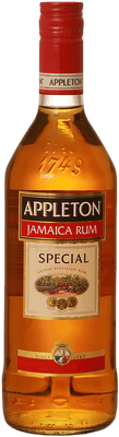 Appleton estate special gold rum 400px