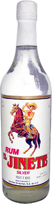 Jinete silver rum
