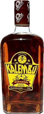 Medium kalembu mamajuana rum