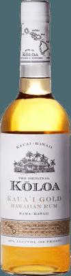 Medium koloa gold rum