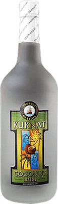 Medium kuknat coconut rum