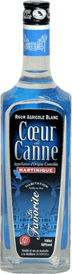 Medium la favorite blanc coeur de canne rum