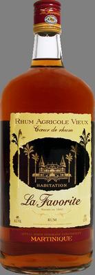 La favorite rhum vieux rum