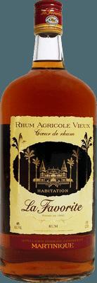 Medium la favorite rhum vieux rum