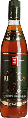 Medium arehucas 7 year rum