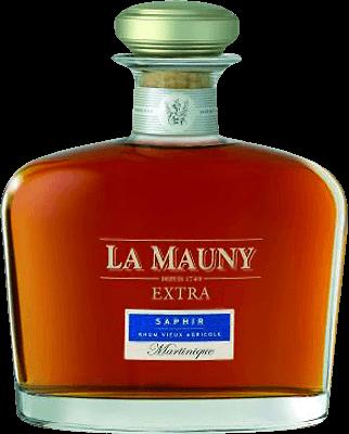 La mauny extra saphir rum b