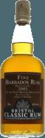 Bristol Classic 2004 Foursquare rum