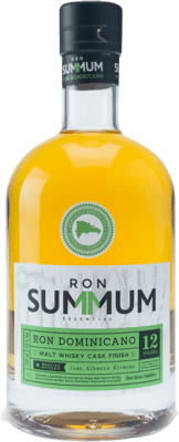 Medium summum malt whisky cask finish 12 year