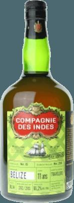 Medium compagnie des indes belize cask strength 11 year