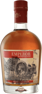 Medium emperor sherry casks finish