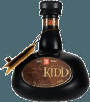 Small arehucas capitan kidd rum 400px