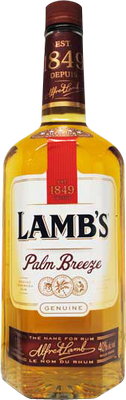 Lamb s palm breeze rum