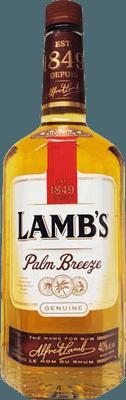 Medium lamb s palm breeze rum