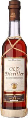 Medium old distiller 21 year