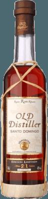 Medium old distiller 21 year