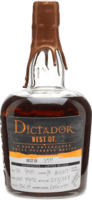 Dictador 1981 Best of 34-Year rum