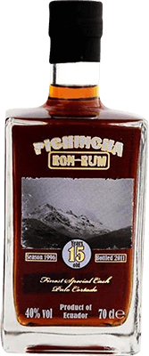 Medium pichincha 15 year rum 400px