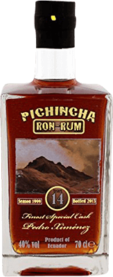 Medium pichincha 14 year rum 400px