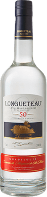 Medium longueteau 50 white rum