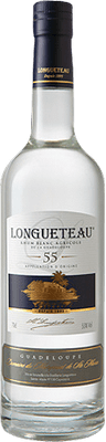 Medium longueteau 55  white rum