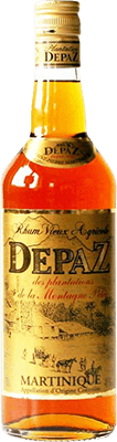 Medium depaz plantation rum 400px