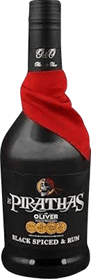 Medium de pirathas black spiced rum 400px