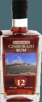 Small cimborazo 12 year rum 400px