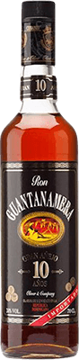 Medium guantanamera 10 year rum 400px