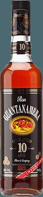 Medium guantanamera 10 year rum 400px