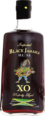 Medium black jamaica xo rum 400px