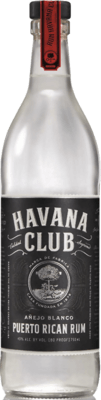 Medium havana club anejo blanco