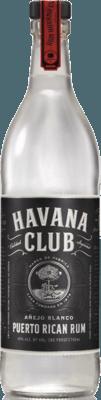 Medium havana club anejo blanco