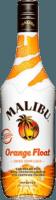 Malibu Orange Float rum