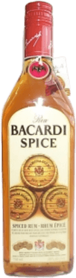 Medium bacardi spice