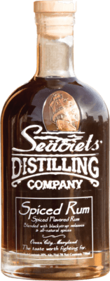 Medium seacrets distilling company spiced