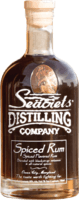 Small seacrets distilling company spiced