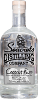 Small seacrets distilling company white
