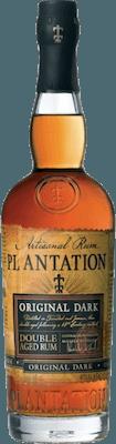 Medium plantation original dark double aged rum 400px