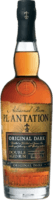 Small plantation original dark double aged rum 400px