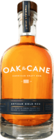 Small oak   cane artisan gold rum 400px