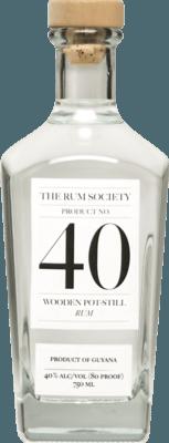 Medium rum society 40