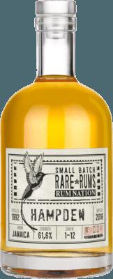 Medium rum nation jamaica hampden 1992