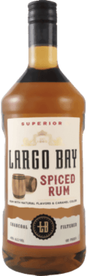 Medium largo bay spiced