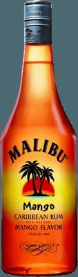 Medium malibu mango rum