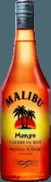 Small malibu mango rum