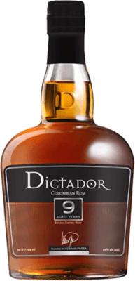 Medium dictador 9 year