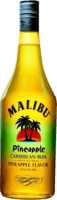 Small malibu pineapple rum