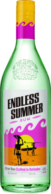Medium endless summer silver